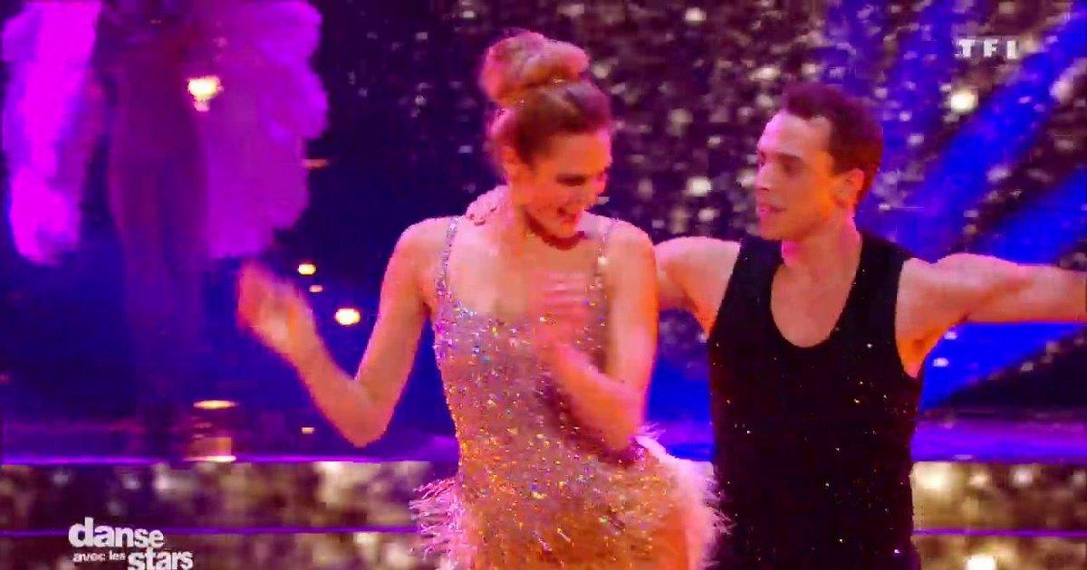 Danse avec les stars  : Un chacha pour Camille Lou et Grégoire Lyonnet sur « I Follow River » (Lykke Li)  - TF1