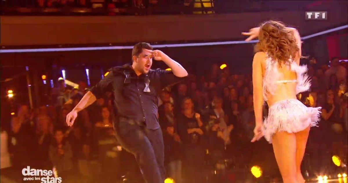 Danse avec les stars  : Un Jive pour Artus et Marie Denigot sur « Never Can Tell » (Chuck Berry)  - TF1