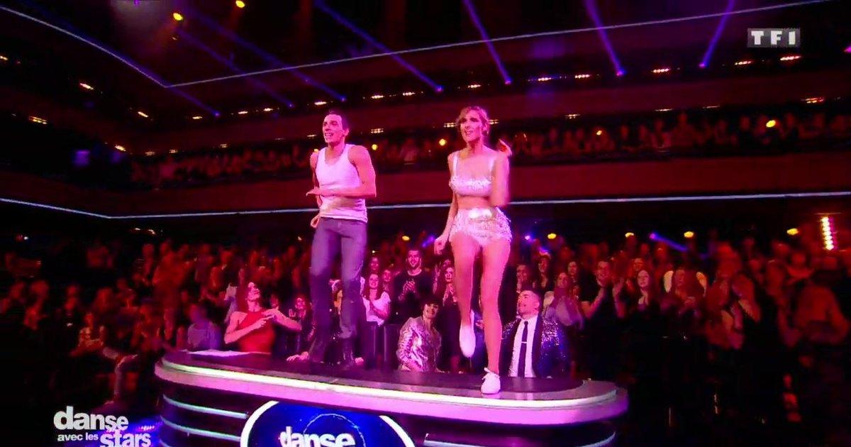 Danse avec les stars  : Un jive pour Camille Lou et Grégoire Lyonnet sur « Wake Me Up » (Wham !)  - TF1