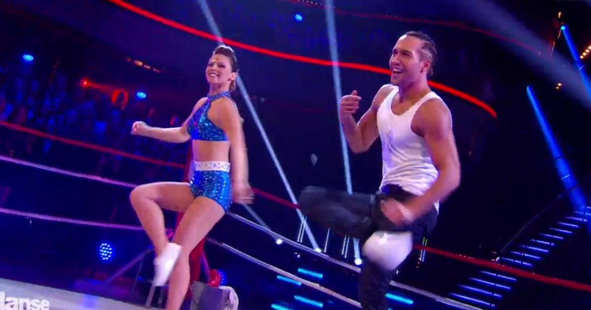 Danse avec les stars  : Un jive pour Laurent Maistret et Denitsa sur « Can't Hold Us » (Macklemore & Ryan Lewis)  - TF1