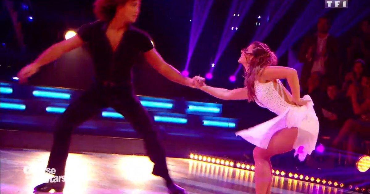 Danse avec les stars  : Un mambo pour Laurent Maistret et Denitsa sur « Time of My Life » (Dirty Dancing)  - TF1