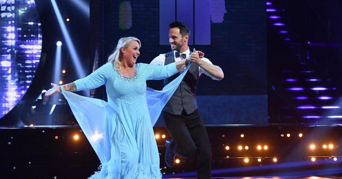 Danse avec les stars  : Un quickstep pour Valérie Damidot et Christian Millette sur « Ma sorcière bien aimée »  - TF1