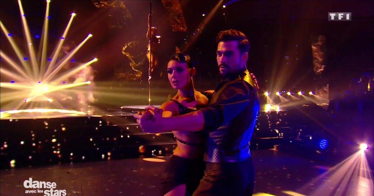 Danse avec les stars  : Un Tango argentin pour Florent Mothe et Candice Pascal sur « Libertango » (Grace Jones)  - TF1