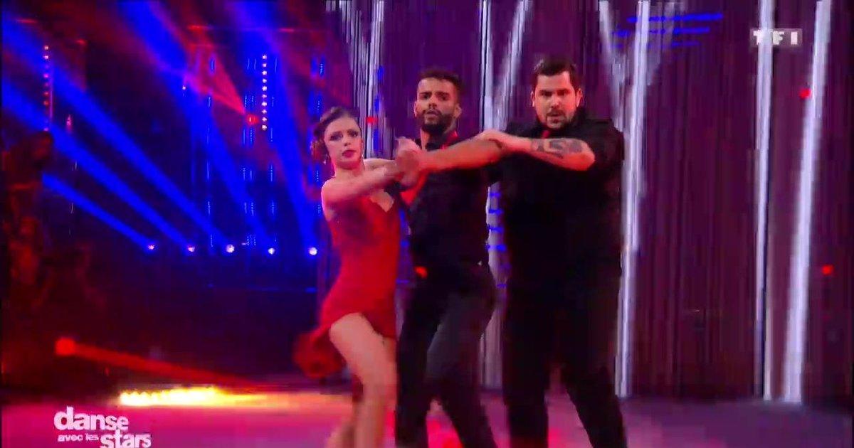 Danse avec les stars  : Un tango en trio pour Artus, Marie Denigot et Brahim Zaibat sur « Tous les mêmes » (Stromae)  - TF1
