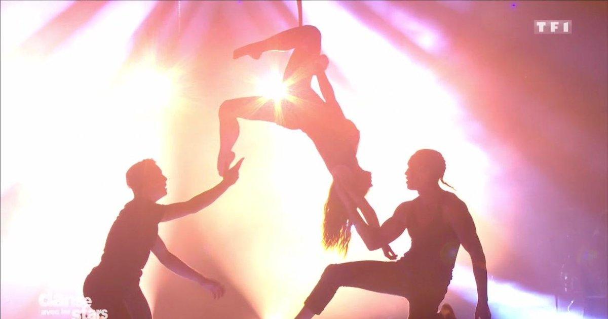 Danse avec les stars  : Une contemporaine en trio pour Laurent Maistret, Denitsa et Loïc Nottet sur « Runnin »  - TF1