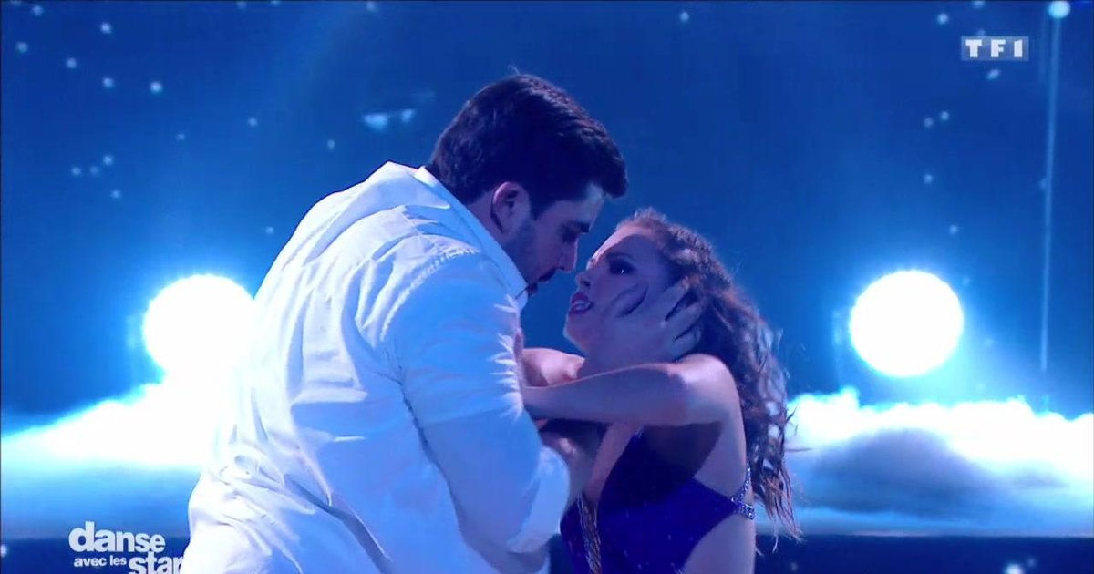 Danse avec les stars  : Une danse contemporaine pour la 2è danse d'Artus et Marie Denigot sur « Tous les cris les SOS » (Daniel Balavoine)  - TF1
