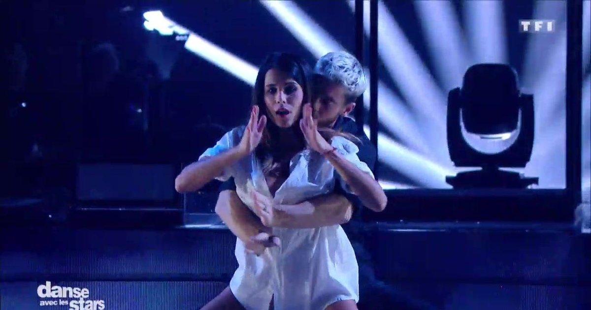 Danse avec les stars  : Une danse contemporaine pour Karine Ferri et Yann-Alrick sur « Christine » (Christine And The Queens)  - TF1