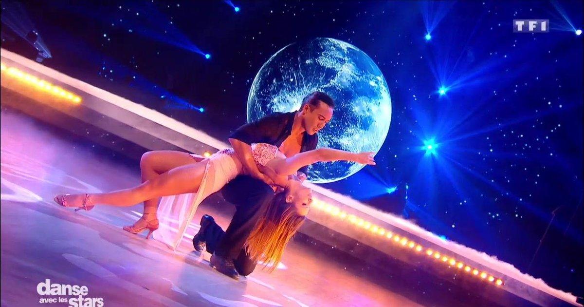 Danse avec les stars  : Une rumba pour Laurent Maistret et Denitsa sur « Lettre à France » (Michel Polnareff)  - TF1
