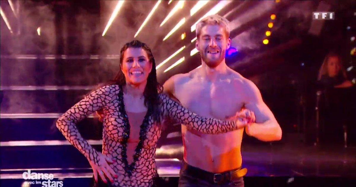 Danse avec les stars  : Une samba pour Karine Ferri et Yann-Alrick sur « Sapés comme jamais » (Maitre Gims)  - TF1