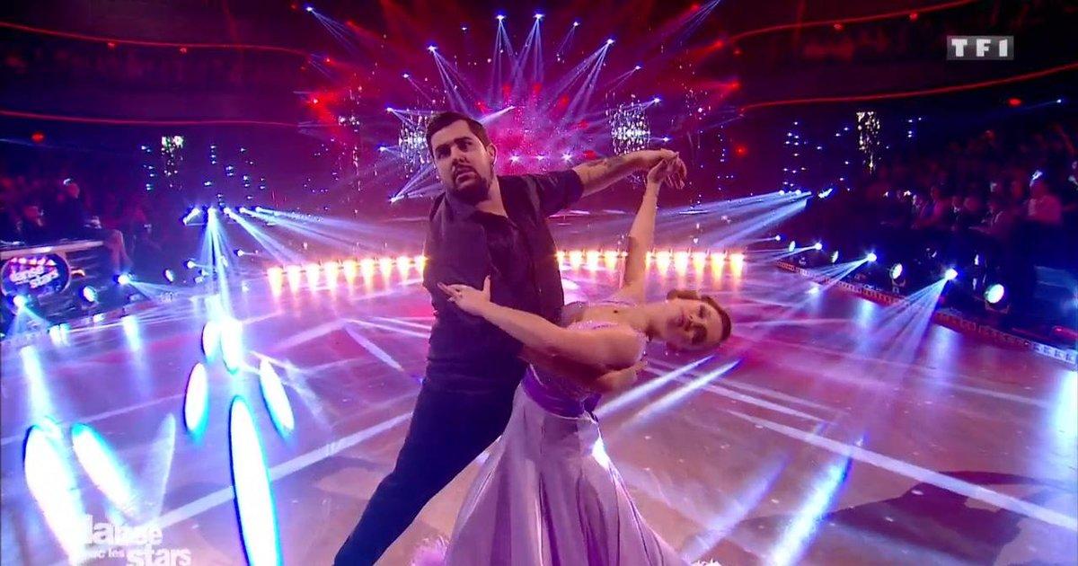 Danse avec les stars  : Une valse pour la 2è danse de Artus et Marie Denigot  sur « I'm Kissing You» (Des'Ree)  - TF1