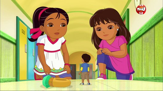 Dora and friends en streaming