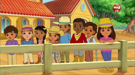 Revoir Dora and friends du 29 Mai