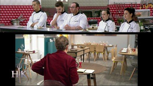 Revoir Hell's kitchen du 11 F�vrier