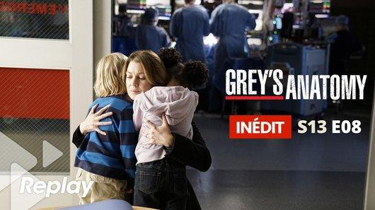 Revoir Grey's anatomy du 26 Avril