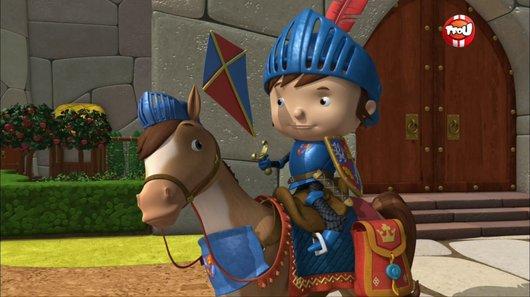 Revoir Mike le chevalier du 12 F�vrier