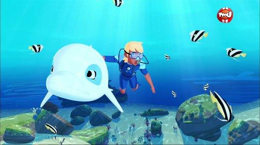 Oum le dauphin blanc en streaming