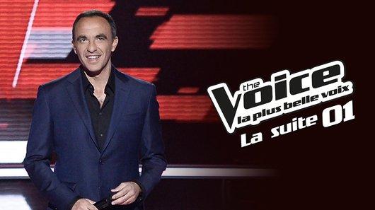 Revoir The voice du 18 Février
