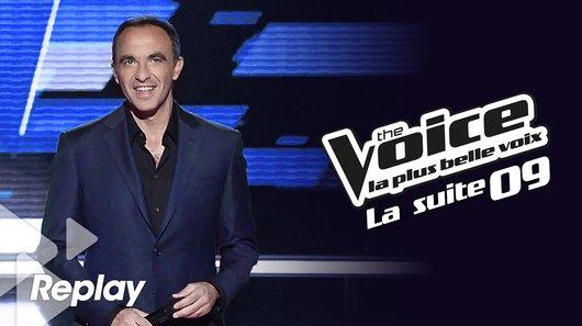 Revoir the voice en replay