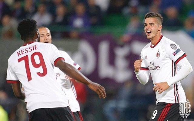 AC Milan : André Silva sur la trace des grands attaquants ?