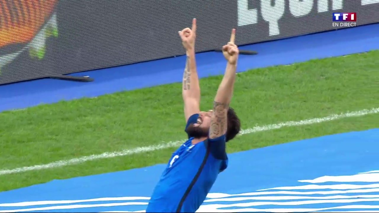 France-Colombie : les Bleus en 4-4-2 avec le duo Giroud/Griezmann