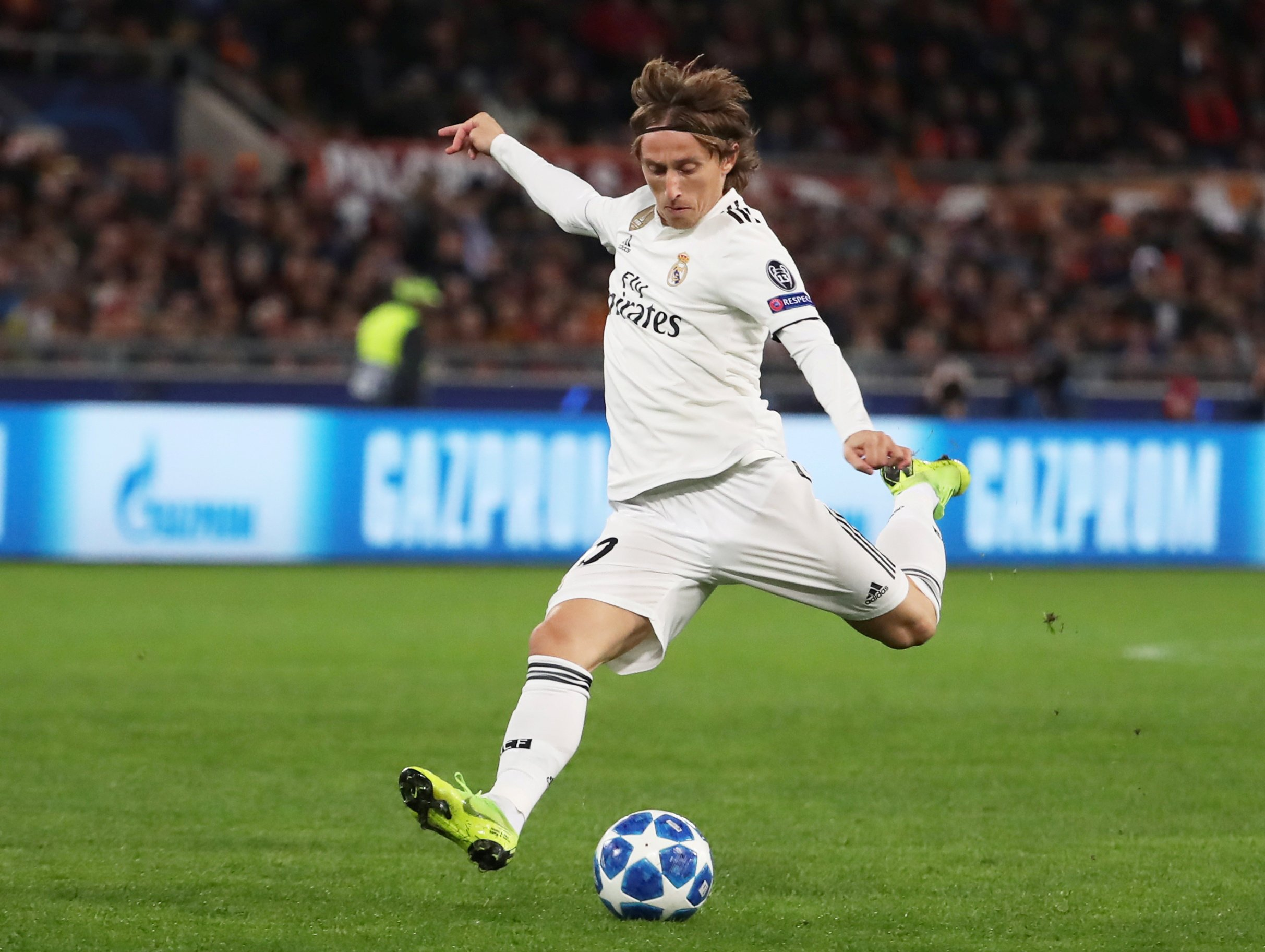 Liga: Luka Modric, un buteur si discret [Vidéo]