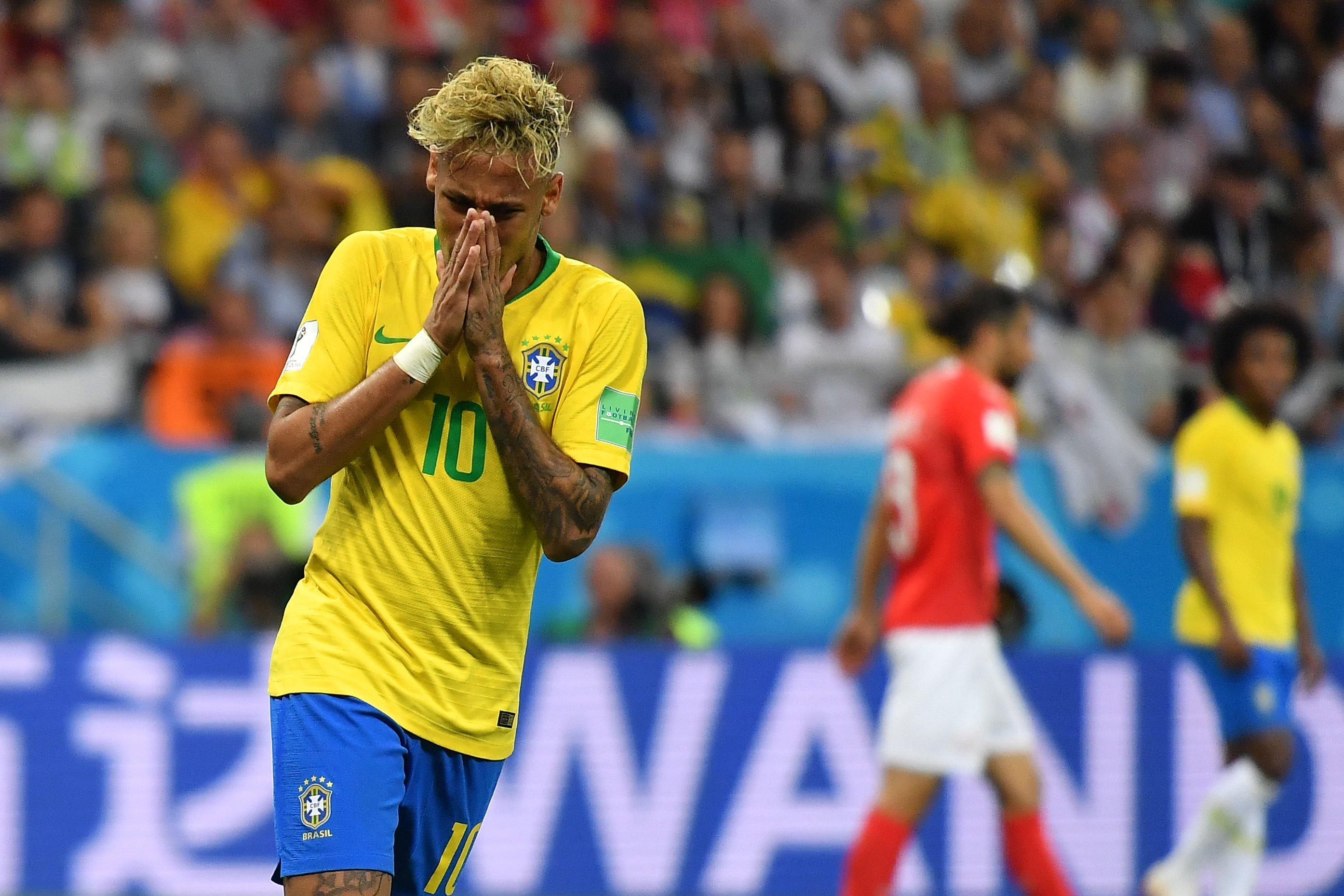 Bresil - Suisse (1-1) : un Neymar en demi-teinte