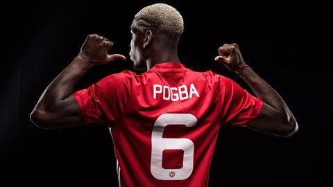 Manchester United : Paul Pogba a du feu dans les jambes