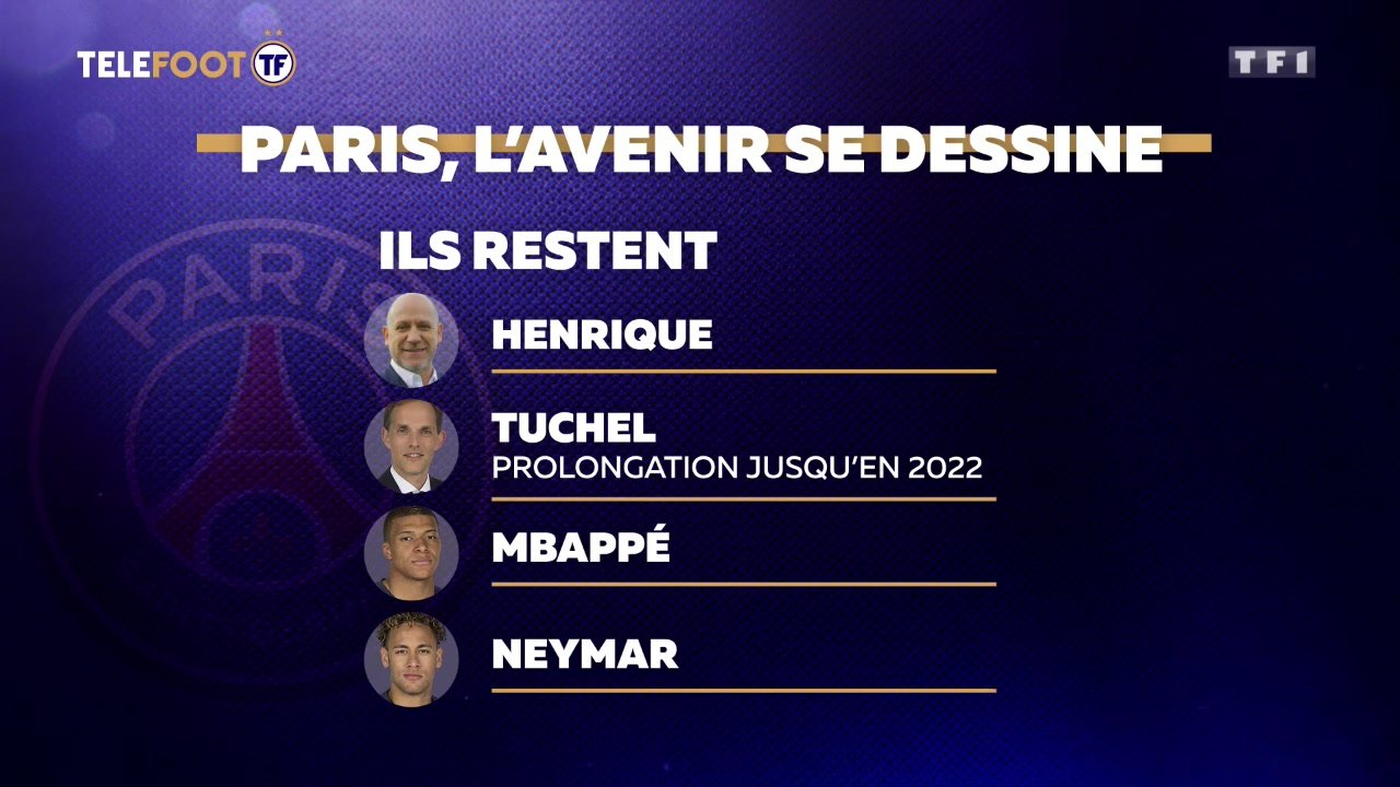 [EXCLU Téléfoot 10/03] - Pas de révolution au PSG : Mbappé et Neymar vont rester