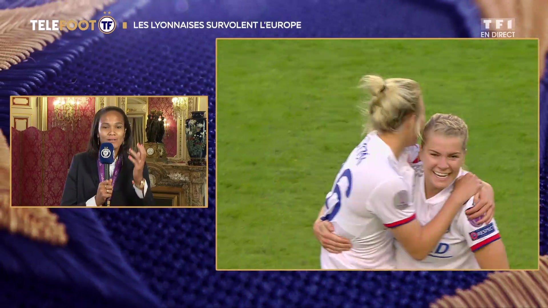 """[EXCLU Téléfoot 19/05] - Renard : """"La Ligue des champions ? C'est pour ça qu'on fait du football"""""""