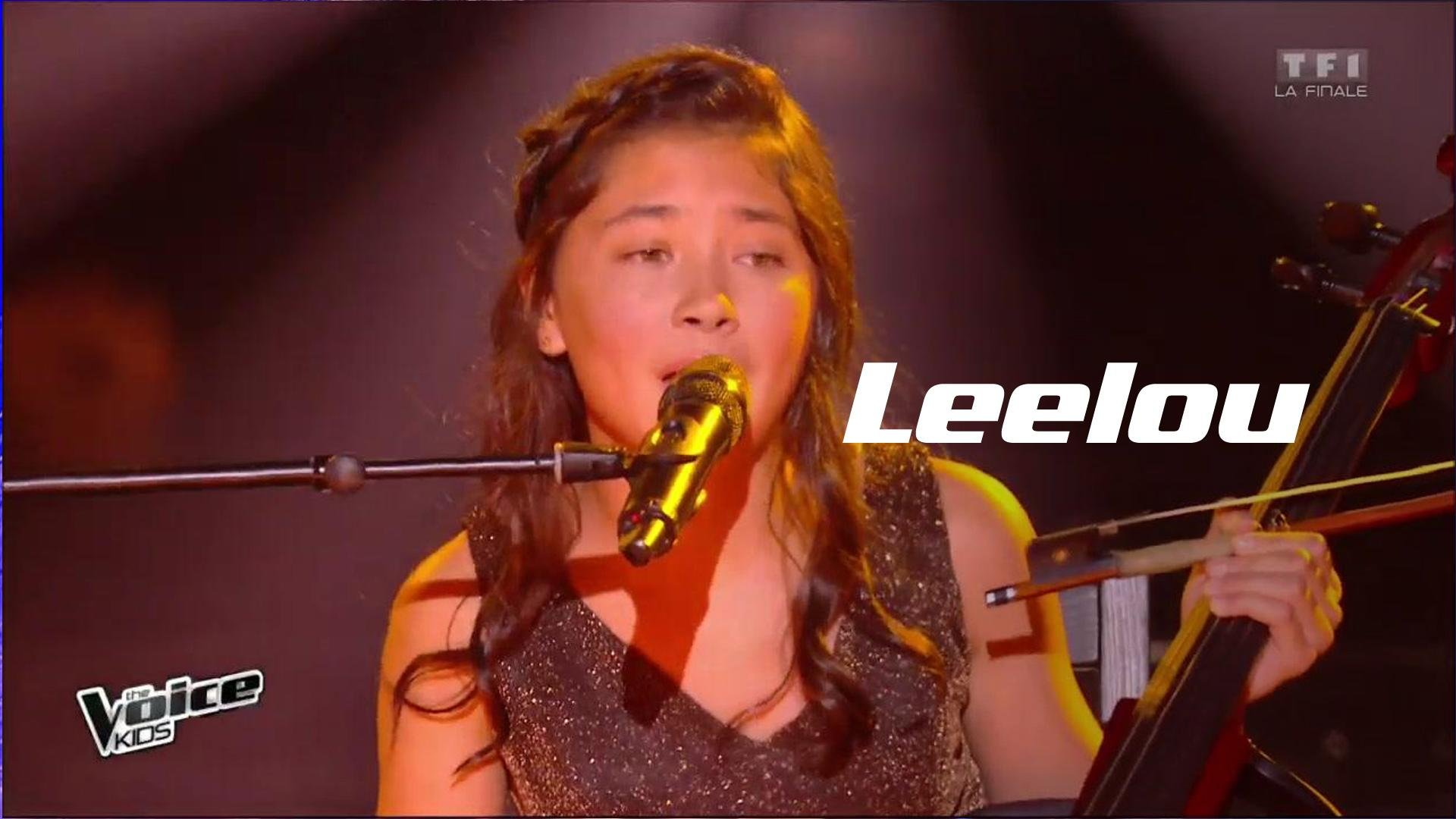 The Voice : Leelou - \