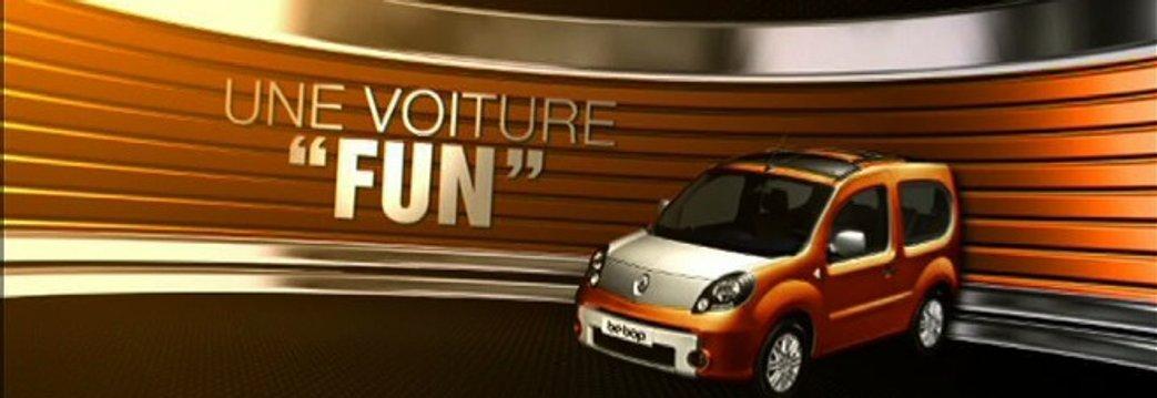 Essai Renault Kangoo Be Bop Automoto Tf1