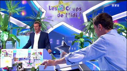 Voir le replay de l'emission Les 12 coups de midi du 10/08/2016 à 12h00 sur TF1
