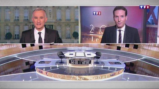 Voir le replay de l'émission Présidentielle 2017 du 03/05/2017 à 21h00 sur TF1