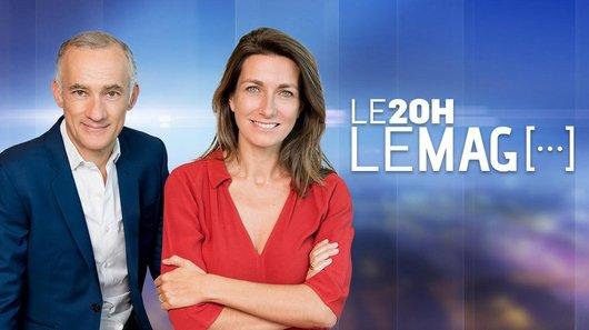 Voir le replay de l'émission Le 20h Le Mag du 20/03/2018 à 21h30 sur TF1