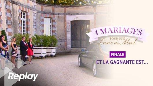 Voir le replay de l'émission 4 mariages pour 1 lune de miel du 15/12/2017 à 19h30 sur TF1