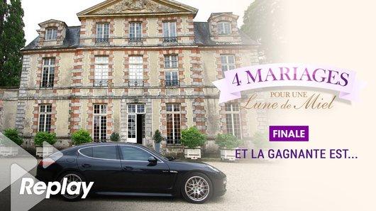 Voir le replay de l'émission 4 mariages pour 1 lune de miel du 16/03/2018 à 19h30 sur TF1