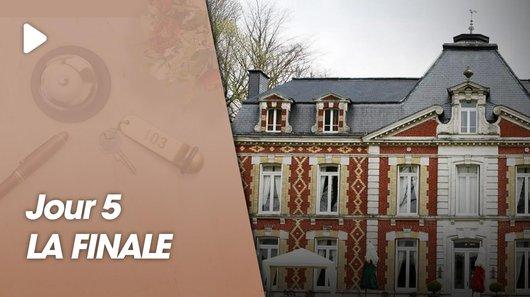 Voir le replay de l'émission Bienvenue à l'hôtel du 20/07/2018 à 20h30 sur TF1