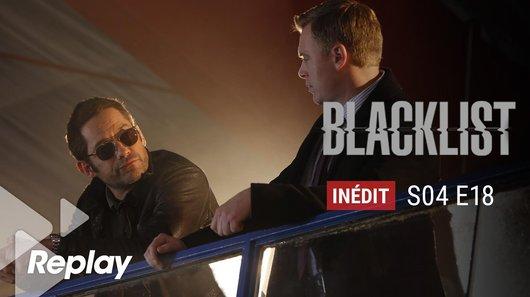 Voir le replay de l'emission Blacklist du 22/02/2018 à 01h30 sur TF1