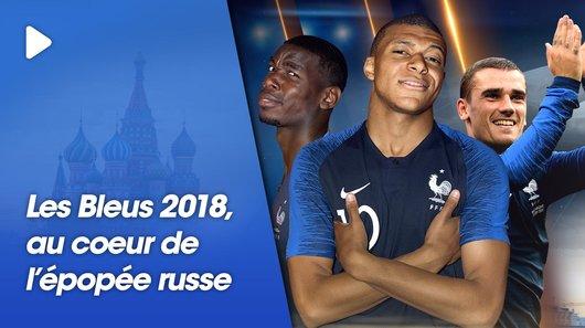 Voir le replay de l'émission France 2018 : L'Epopée Russe du 18/07/2018 à 00h30 sur TF1