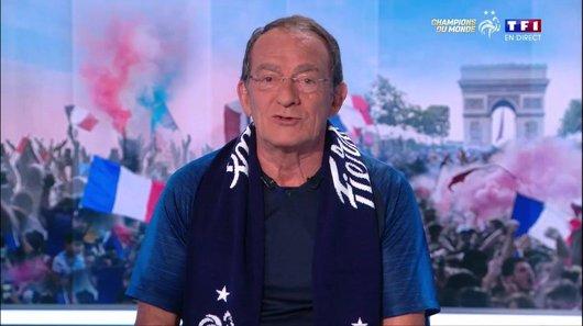 Voir le replay de l'émission Coupe du Monde de la FIFA, Russie 2018™ du 16/07/2018 à 17h30 sur TF1