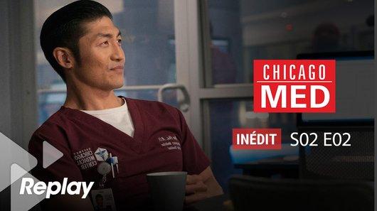 Voir le replay de l'émission Chicago Med du 19/04/2018 à 01h30 sur TF1