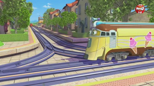 Voir le replay de l'emission Chuggington du 17/06/2018 à 07h30 sur TF1