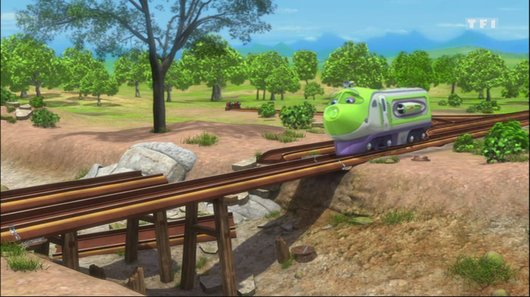 Voir le replay de l'émission Chuggington du 16/11/2018 à 07h30 sur TF1