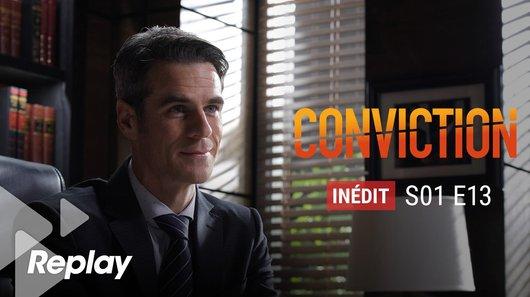 Voir le replay de l'émission Conviction du 12/10/2017 à 01h42 sur TF1