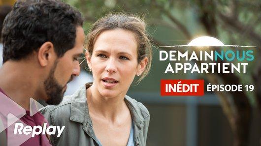 Voir le replay de l'emission Demain nous appartient du 10/08/2017 à 19h20 sur TF1