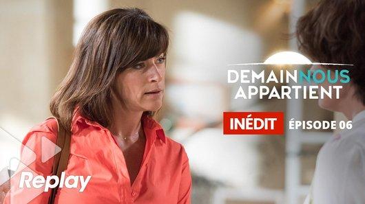 Voir le replay de l'emission Demain nous appartient du 24/07/2017 à 19h20 sur TF1