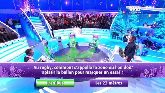 Voir le replay de l'émission Les 12 coups de midi du 12/12/2017 à 13h30 sur TF1