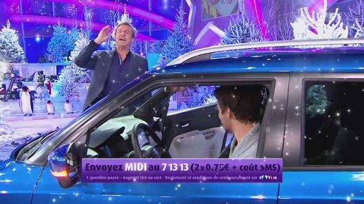 Voir le replay de l'emission Les 12 coups de midi du 14/12/2018 à 13h30 sur TF1