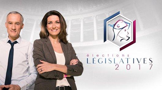 Voir le replay de l'émission Elections Législatives 2017 du 18/06/2017 à 19h25 sur TF1