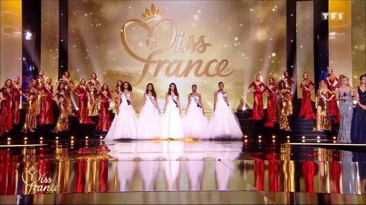 Voir le replay de l'emission Miss France 2017 - Site officiel du 17/12/2016 à 20h55 sur TF1